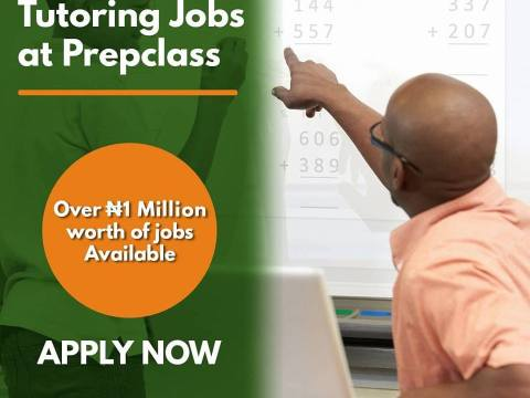 Apply For Prepclass Tutoring Jobs