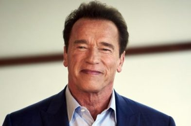 Arnold Schwarzenegger Attacked In Africa