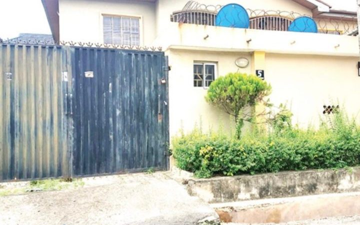 Businessman's Decomposing Corpse Found Inside Residence In Lagos State