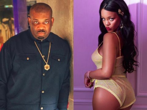 Donjazzy Finally Gives Up On Rihanna