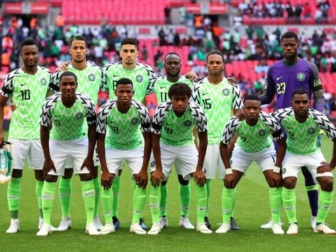 Gernot Rohr Names 25-man Squad For 2019 Africa Cup Of Nations