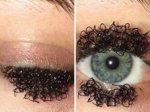 Ladies, Will You Rock This New Curly Lashes That Is Trending Online