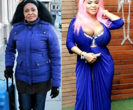 One Year After The Death Of Her Father, Cossy Ojiakor Loses Mum