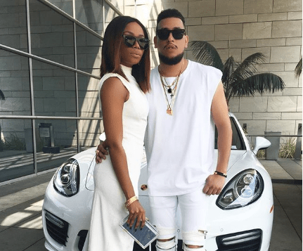 Rapper AKA Reconcile With Lover, DJ Zinhle