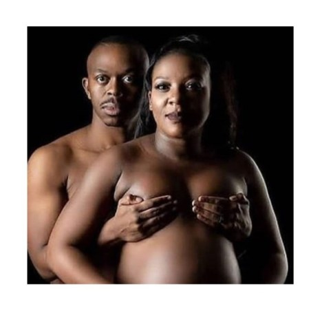 Black Couple Breaks The Internet With Nude Pregnancy Shoot