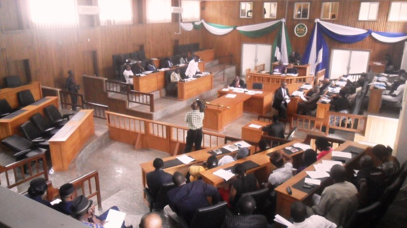 Cross River Assembly Elect New Speaker