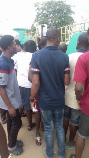 DOPT Truck Crushes Street Trader To Death In Calabar