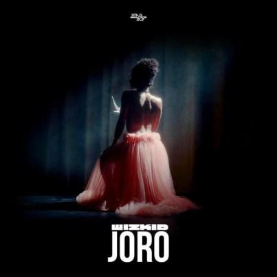 Wizkid Unveils Cover Art For His New Music, Joro