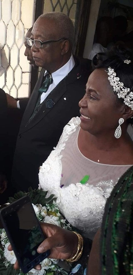 73-Year-Old Man Weds His 63-Year-Old Lover