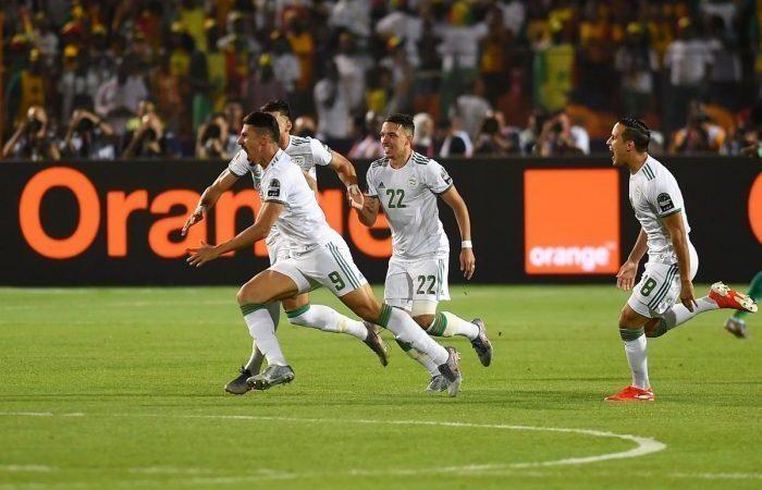 Algeria Won 2019 AFCON Tournament