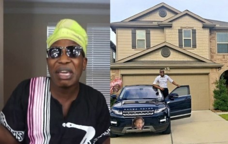 Comedian Aphrican Ace Buys A House In United States
