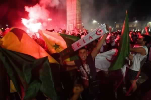 Five Fans Die In Algeria Celebrating Team's Victory Over Nigeria