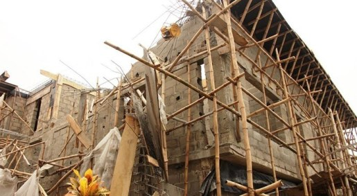 Four Feared Dead, Others Trapped In Delta State Building Collapse