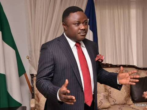 Gov. Ayade Of Cross River Declares Green Holiday For Planting 1m Trees