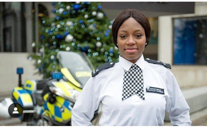 Meet Pretty 2019 #BBNaija Housemate Who Is A London Police Officer