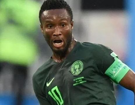 Mikel Obi Out Of AFCON 2019 After Sustaining Injury