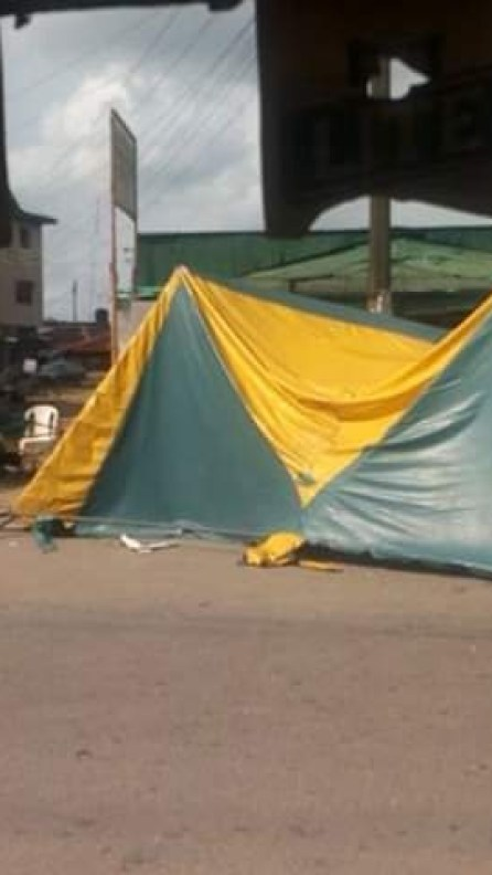 One Dead, Many Injured As SARS Shoot Guests During Burial