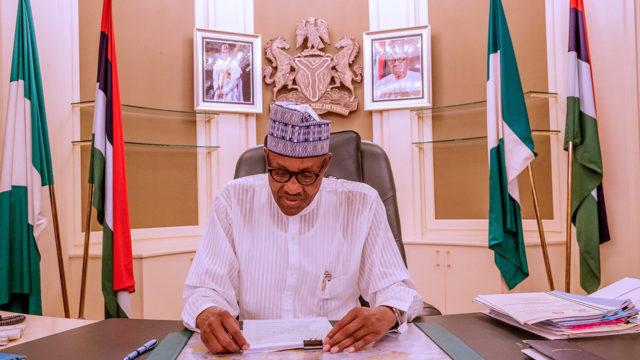 President Buhari Shuns Aso Rock Hospital