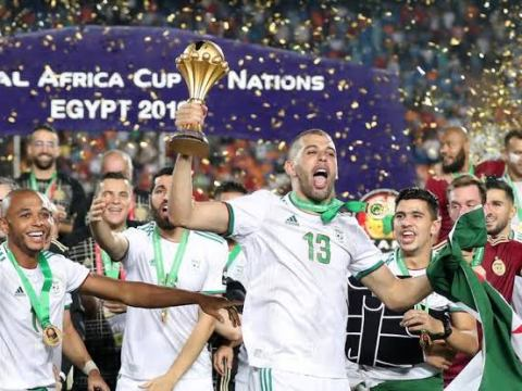 Prize Money For Algeria, Senegal, Nigeria To Be Received From CAF