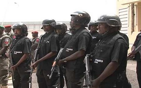 SARS Arrest Four Suspected Cultists In Calabar