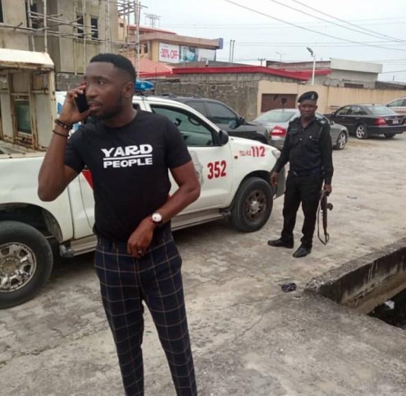 Timi Dakolo Rescued After Strange Gunmen Stormed His House