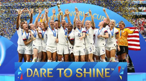 United State Wins Fourth Cup After Beating Netherlands 2-0 At Women's Word Cup