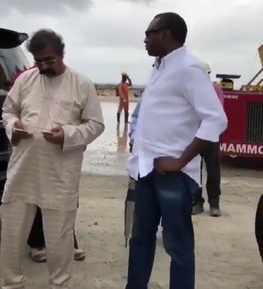 Dangote's $13b Generator Arrives In Nigeria