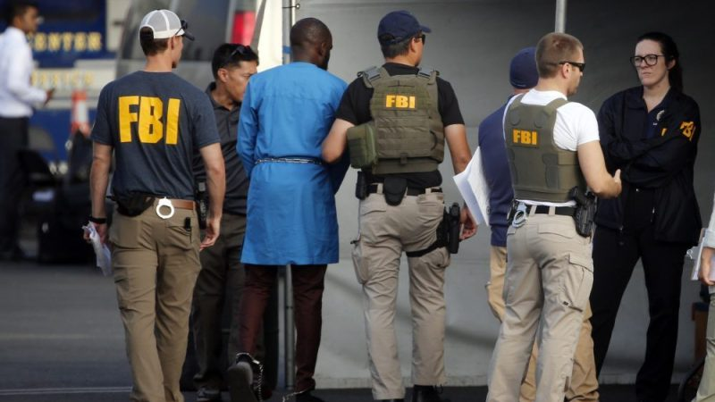 FBI Rounds Up Indicted Nigerian Scammers In United States