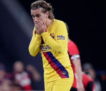 Messi-less Barcelona Fail To Win Their First Opening La Liga Fixture Since 2009
