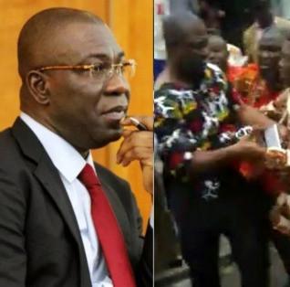 Nobody Has Been Arrested Over Senator Ike Ekweremadu's Attack - German Police