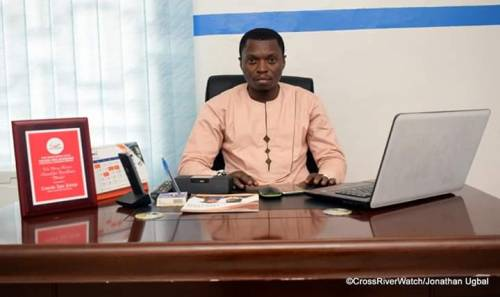 Police Arrest Cross River Journalist, Agba Jalingo Over Article Published Against Governor
