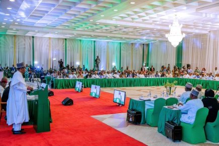 President Buhari Address Incoming Ministers (Full Transcript)