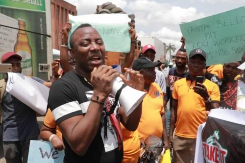 SSS Arrests Omoyele Sowore