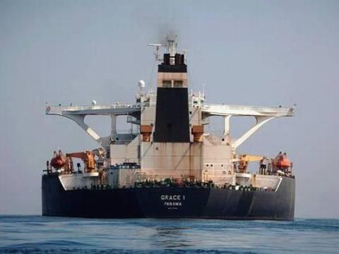 U.S. Threatens Visa Ban On Crew Of Iranian Tanker