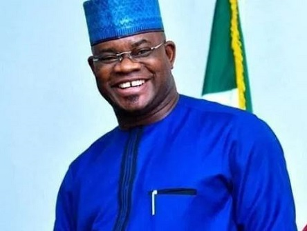Yahaya Bello Wins APC Guber Primary Ticket