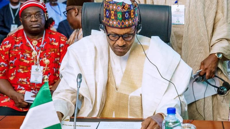 President Buhari: 'Now Is The Time To Stamp Out Terrorism'