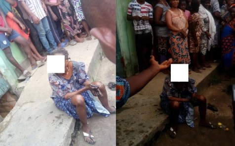 Bird Allegedly Turns Into An Old Woman In Lagos
