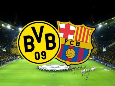 #BVBBarca: Borussia Dortmund 0 Vs Barcelona 0 (LIVE MATCH)