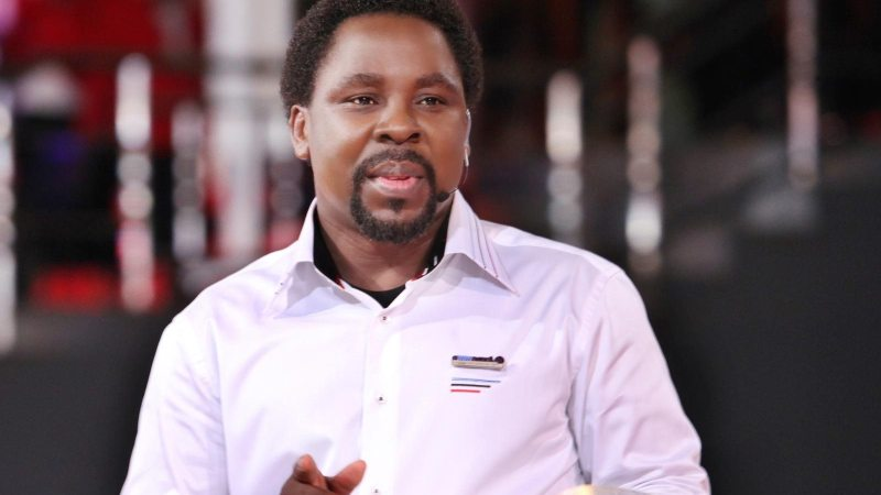 Five Years After, Prophet TB Joshua Speaks On 2014 Collapse Of His Church
