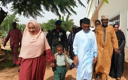 Kaduna State Governor, El-Rufai Enrolls His Son In Public Primary School