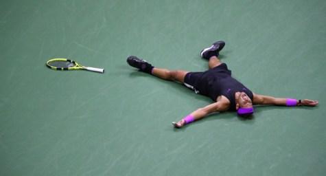 Nadal Wins Five-Set U.S. Open Final Thriller, 19th Grand Slam