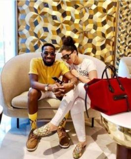 Nigerian Singer, D'Banj And Wife Welcome A Son