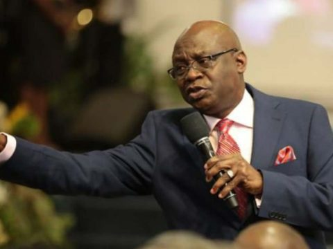 Pastor Bakare Reveals How Osinbajo's Troubles Will End Over Crisis In Presidency