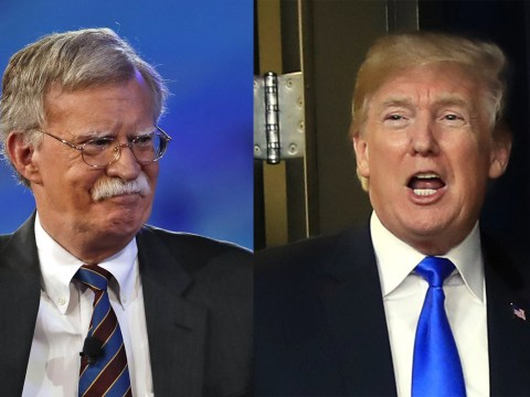 Trump Fires His National Security Advisor, John Bolton On Twitter