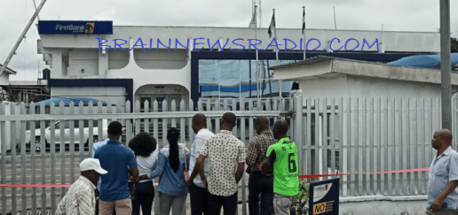 Cross River Govt Seals First Bank Offices In Cross River