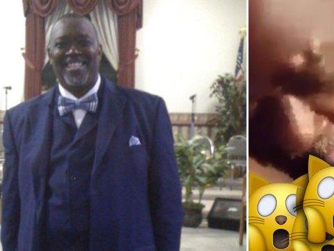 Pastor David Wilson Sex Video Scandal Goes Viral On Social Media