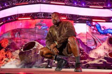 Rapper, Kanye West Releases 'Jesus Is King' Album (Full Tracklist)