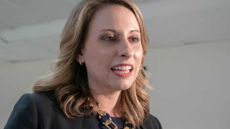 U.S. Female Lawmaker, Katie Hill Resigns After Photos Of Her Nude And Make-out With Female Aide Surfaced Online