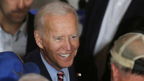 Biden Won't Give President Trump Any Credit