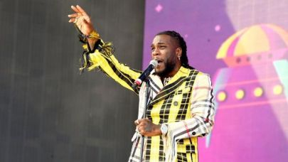 Burna Boy Nominated For Grammy With Best World Music Album